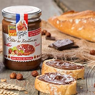 Promo : Pâte à tartiner sans huile de palme moins chère à 1,91€