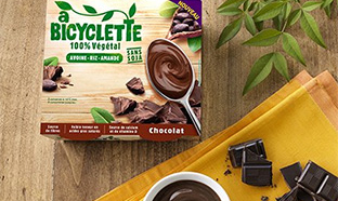 Test A Bicyclette : 400 lots de desserts Avoine-Riz-Amande