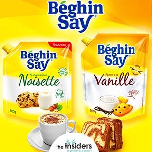 Test Béghin Say : 1500 lots de sucres Noisette et Vanille gratuits