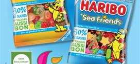 Test de bonbons Haribo -30% de sucres : 2000 packs gratuits