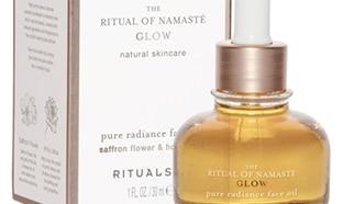 Test Rituals : huiles visage Pur Éclat Glow gratuites