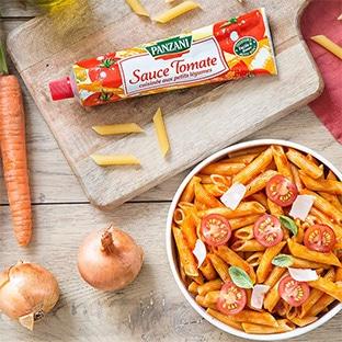 Test Panzani : tubes de sauce tomate gratuits