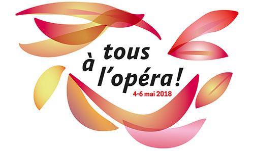 Tous à l'Opéra : Visites gratuites