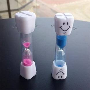Bon plan Amazon : Minuterie de brosse à dents enfants