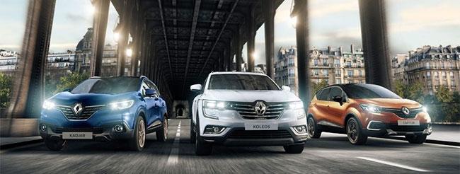 les cadeaux du jeu Mission SUV Renault