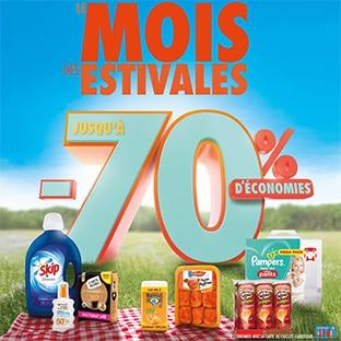 Catalogue Carrefour Le mois des estivales