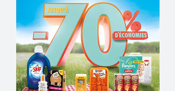 Catalogue carrefour le mois des estivales 70 d conomies for Les economes catalogue