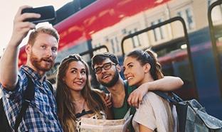 DiscoverEU : Pass Interrail Européen gratuit