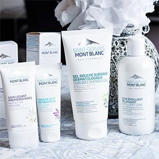 Échantillons gratuits de soins Saint-Gervais Mont-Blanc 8829c5ed3f05