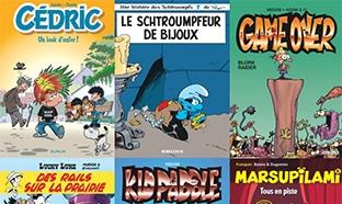L'été BD 2020 avec la Fnac : 30 bandes dessinées à 3€