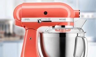 Jeu : robots pâtissiers KitchenAid Artisan à gagner