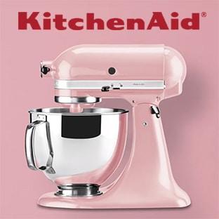 Jeu Femina : 2 robots pâtissiers KitchenAid Artisan 185 à gagner