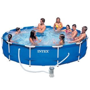 piscine tubulaire Intex pas chère