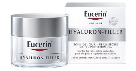 testez gratuitement le soin anti-âge Hyaluron Filler d'Eucerin
