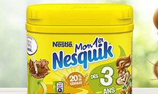 Test gratuit Mon 1er Nesquik avec Croquons la Vie