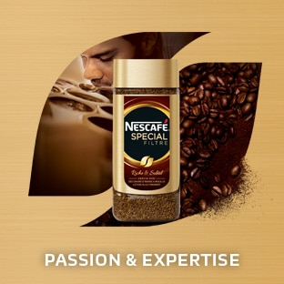 Test gratuit de café soluble Nescafé Special Filtre