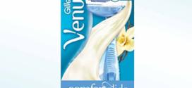 Test Aufeminin : rasoirs Venus ComfortGlide gratuits