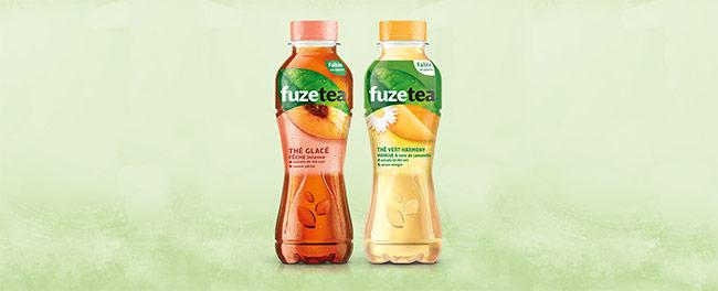 testez les thés glacés Fuze Tea et donnez votre avis
