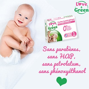 Vente Privée Love & Green