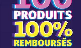 Produits 100% remboursés pendant les soldes Auchan 2019
