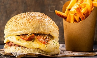 Bon plan restaurants Big Fernand : Hamburgers gratuits