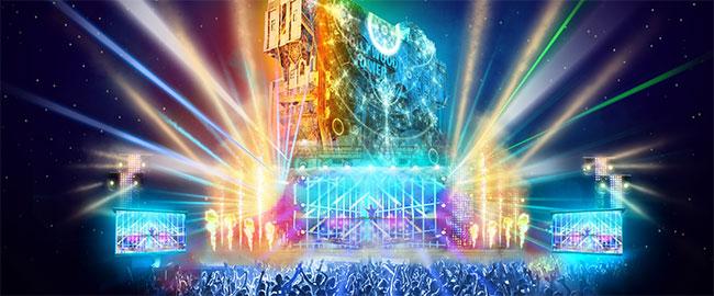 remportez un séjour Disneyland Paris pour le festival Electroland