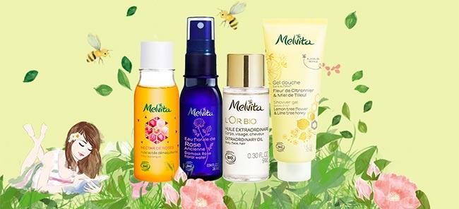 Cadeaux Melvita offerts