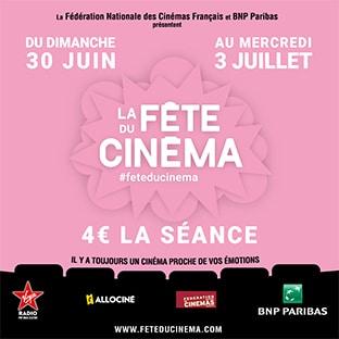 Fête du cinéma 2019 : Date, tarif, contremarques BNP Paribas