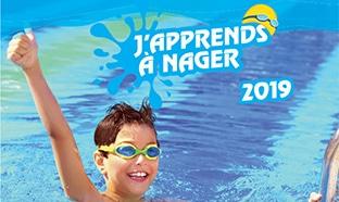 J'apprends à nager 2019 = cours gratuits