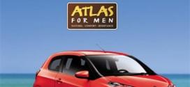 Jeu Atlas For Men : Voiture Citroën C1 et cadeaux à gagner