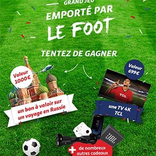 Jeu Auchan Foot