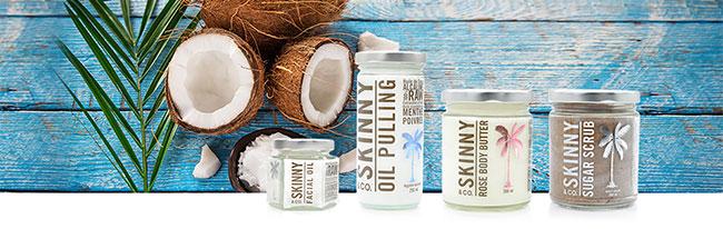 doses d'essai de soins à la noix de coco d'Origine Else