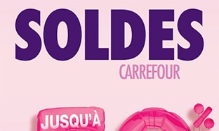 Magasins Carrefour : Catalogue Soldes d'été 2019