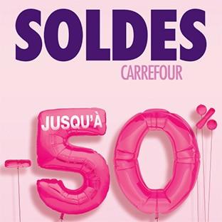 Magasins Carrefour : Catalogue Soldes d'hiver 2019