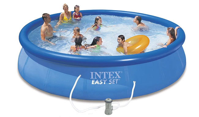 Soldes RueDuCommerce : Intex 4,57 x 0,84m à 78,99€