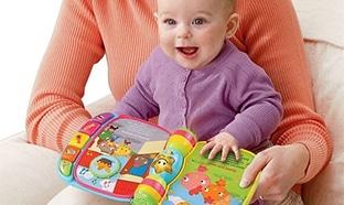 Soldes : Jouet Super Livre Enchanté VTech Baby