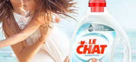 Test Aufeminin : 100 bidons de lessive Le Chat gratuits
