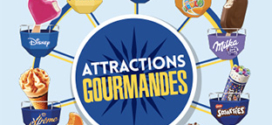 Jeu Attractions Gourmandes : 100 pass Parc d'attractions …