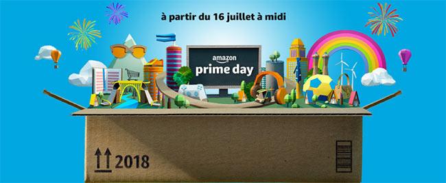 Les ventes flash du Amazon Prime Day