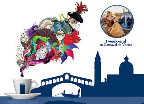 cadeau voyage Carnaval Venise
