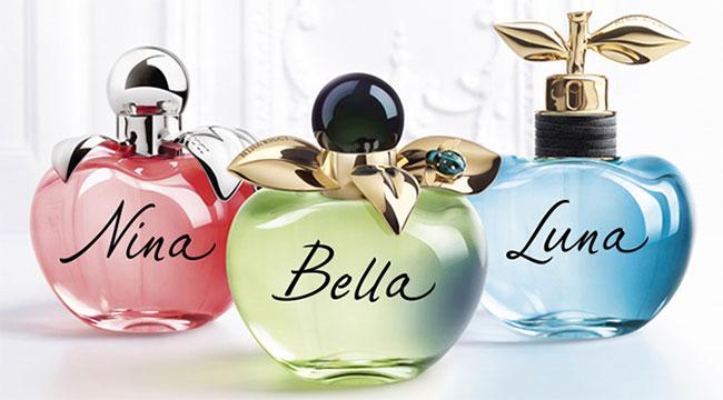 Tentez de gagner un trio de parfums ou un flacon Nina Ricci