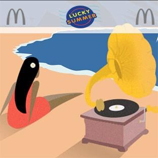 Coupon Tubes de l'été McDonalds.fr : 3 codes = 3 titres offerts
