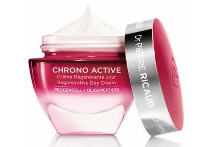 crème régénérante Chrono Active de Pierre Ricaud