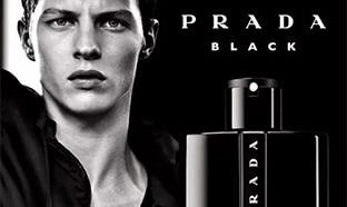 Échantillons gratuits du parfum Prada Black