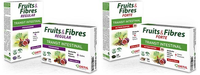 complément alimentaire Fruits & Fibres