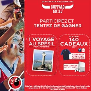 Jeu Buffalo Grill sur www.jeubuffalo.fr