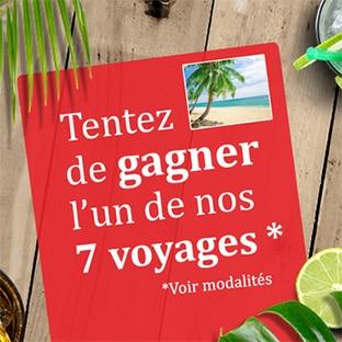 Jeu Carrefour des Rhums : voyages et verres à gagner
