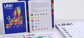 Jeux de société pour enfants gratuits : UNI! le jeu des régions