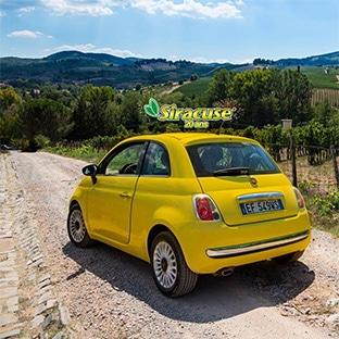 Jeu 20 ans Siracuse : 1 voiture Fiat 500 jaune citron à gagner