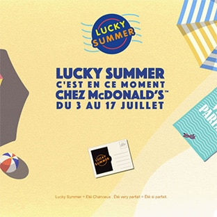 Jeu McDonald's Lucky Summer